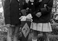 437 Einschulung Georg 1960 3