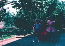 078 Garten 1957