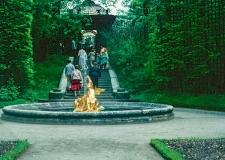 154 Schloss Linderhof 1958