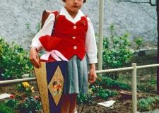 48 Einschulung Edith 1959 (2)