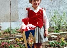 234 Einschulung Edith 1959