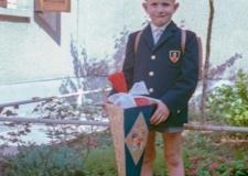 428 Einschulung Georg 1960 (2)