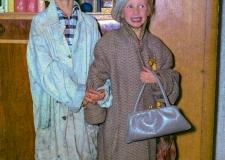 412 Sommer bei Walter mit Betina in Frankfurt1960