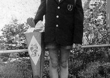 437 Einschulung Georg 1960 4